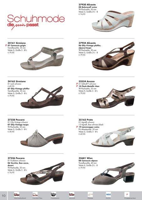Nachlieferprogramm - Ara Shoes