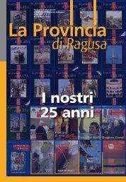 Aprile 2010 - Provincia di Ragusa