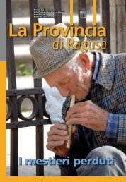 Ottobre 2010 - Provincia di Ragusa
