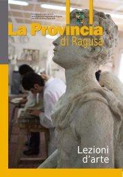 Aprile 2008 - Provincia di Ragusa