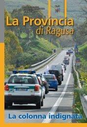 Aprile 2011 - Provincia Regionale di Ragusa