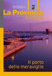 Agosto 2009 - Provincia Regionale di Ragusa
