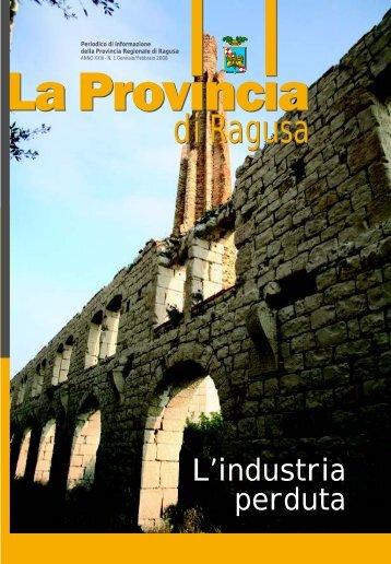 Febbraio 2008 - Provincia di Ragusa