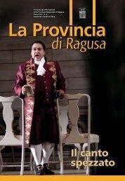 Ottobre 2011 - Provincia Regionale di Ragusa