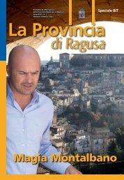 Magia Montalbano - Provincia Regionale di Ragusa