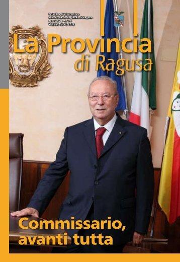 Agosto 2012 - Provincia di Ragusa