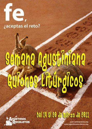 Guiones litúrgicos - Provinciasannicolas.org