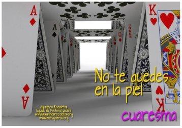 CUARESMA 2012 - Provinciasannicolas.org