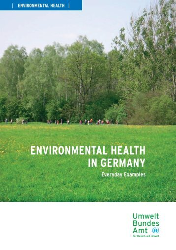 Environmental Health in Germany - APUG
