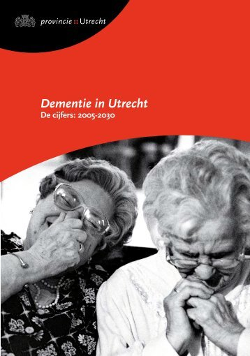 Dementie in Utrecht - Provincie Utrecht