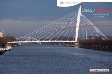 Burgerjaarverslag en jaarverslag - Provincie Utrecht