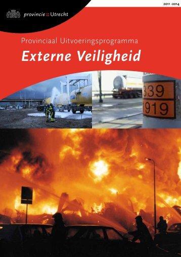 PUEV 2011-2014 [2012] (PDF, 902 kB) - Provincie Utrecht