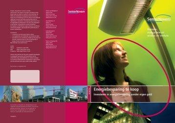 Energiebesparing te koop, maart 2005 (PDF, 2 MB) - Provincie Utrecht
