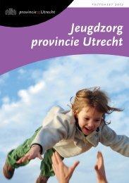 Factsheet Jeugdzorg 2012 - Provincie Utrecht