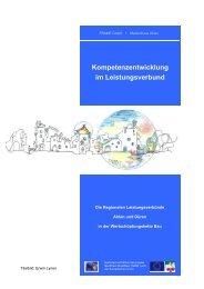 Kompetenzentwicklung im Leistungsverbund - A21 Forum