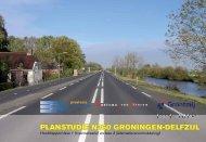 PLANSTUDIE N360 GRONINGEN-DELFZIJL - Provincie Groningen