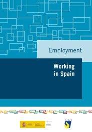 Working in Spain Employment - Servicio Público de Empleo Estatal