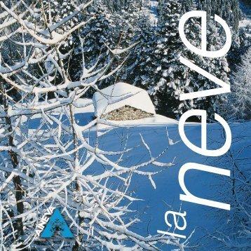 La neve - Rete Civica dell'Alto Adige