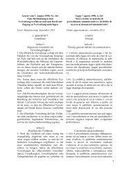 Verwaltungsverfahren (Gesetz Nr. 241/1990)