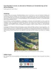 Technischer Bericht zum Herunterladen (PDF)