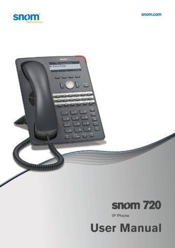 Snom 300 User Manual