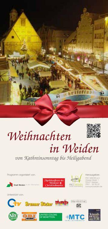 event - Pro Weiden e.V.