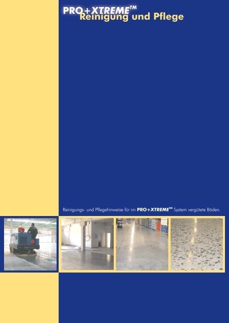 Reinigungsanleitung PRO+XTREME V2 R1