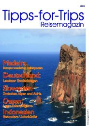 Tipps-for-Trips Reisemagazin 3.2014