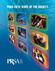 PDF Document - Public Relations Society of America