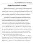 Unintended Consequences of a Segmentation Strategy - Public ... - Page 2
