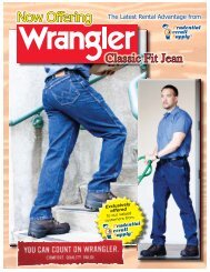 Wrangler Brochure.indd - Prudential Overall Supply