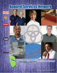 ASN 2009 Catalog update.indd - Prudential Overall Supply