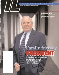 PRESIDENT - Prudential Overall Supply