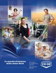 FCL's 2011 Annual Report - Co-op Connection