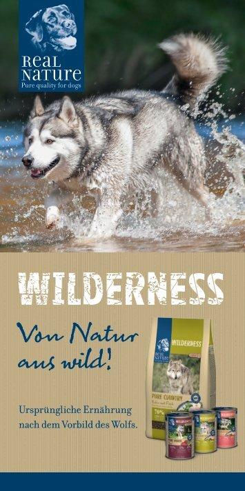 Real Nature Wilderness Hund