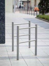 Urbanes Mobiliar - Produktideen Fahrradparker 2012