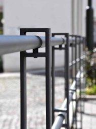 Urbanes Mobiliar - Prodiktideen Gitter & Geländer 2012