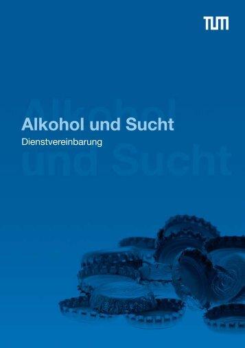 Alkohol und Sucht - Personalrat der TUM Weihenstephan ...
