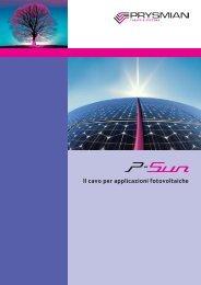 Leaflet P-Sun - Prysmian