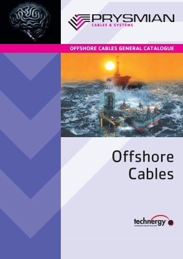 TEOF Offshore Cables - Prysmian