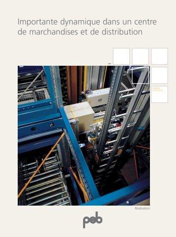 Service logistique Fulfilment Logistics / Grande-Bretagne - psb GmbH