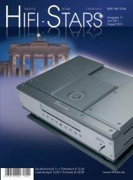 HiFi Stars 11/2011: Synchrony Two - PSB Lautsprecher Deutschland