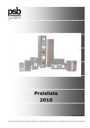 PSB_Print_15 [Kompatibilitätsmodus] - PSB Lautsprecher ...