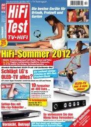 HiFi Test 4/2012: M4U 2 - PSB Lautsprecher Deutschland
