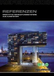 REFERENZEN - Aquatherm