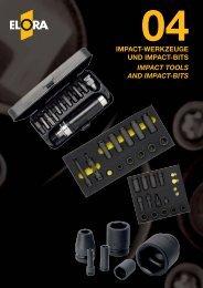 5'% 5.$ impact tools and impact-bits