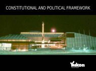 Constitutional and Political Framework - Public Service Commission ...