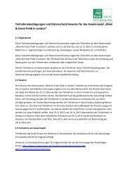 Meet & Greet Poldi in London - PSD Bank Köln eG
