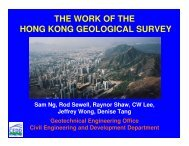 Geology of Hong Kong