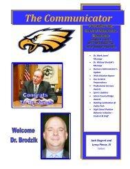 The Communicator - 2012-2013 Fall (pdf) - Pennsville School District